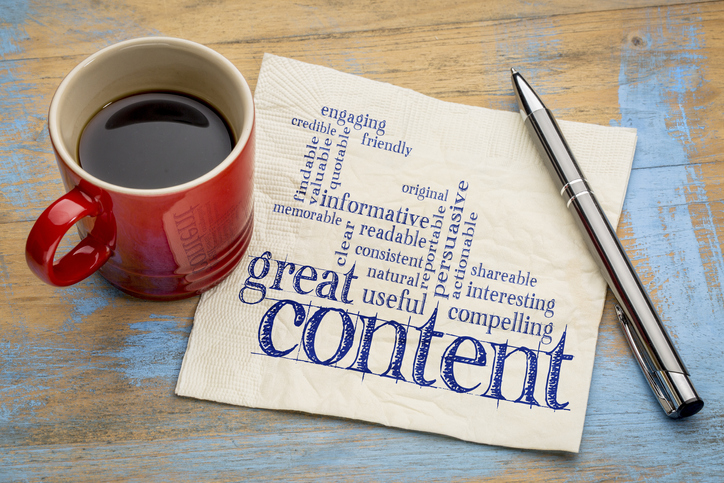 Seven Content Writing Tips that Separate the Good from the Blah