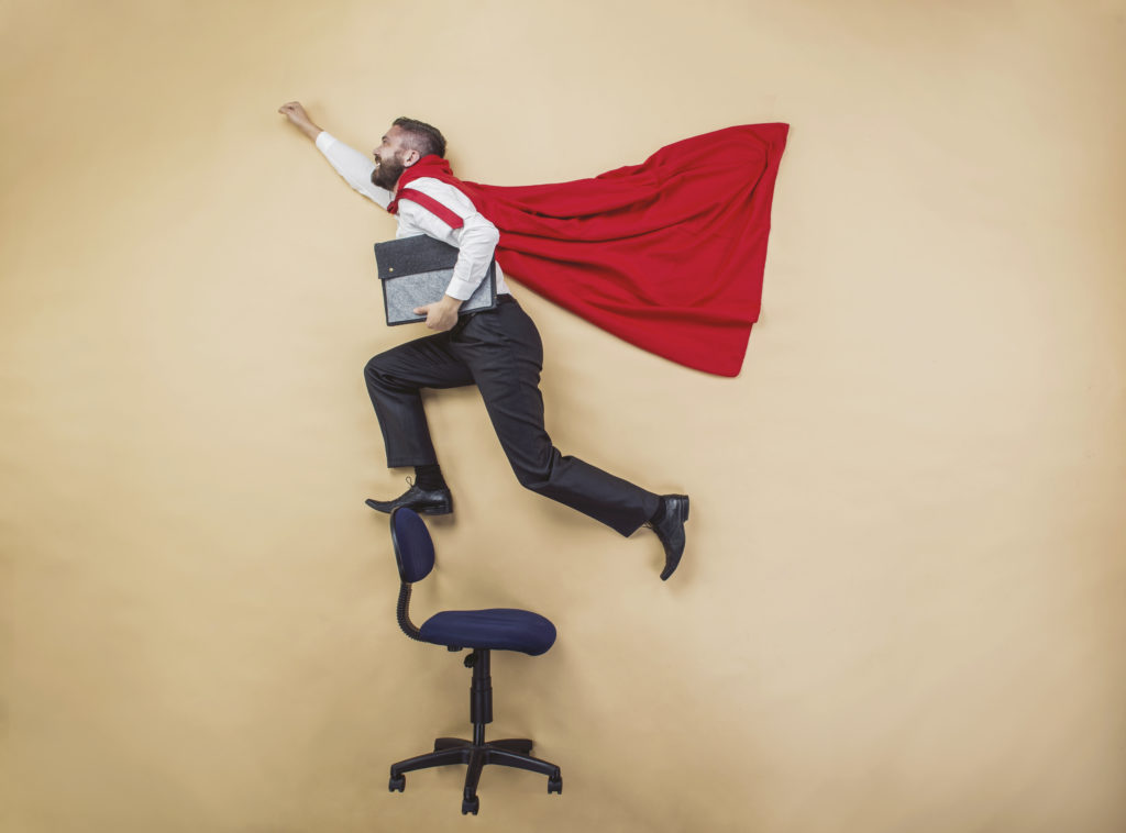 Does content marketing require a super-blogger?
