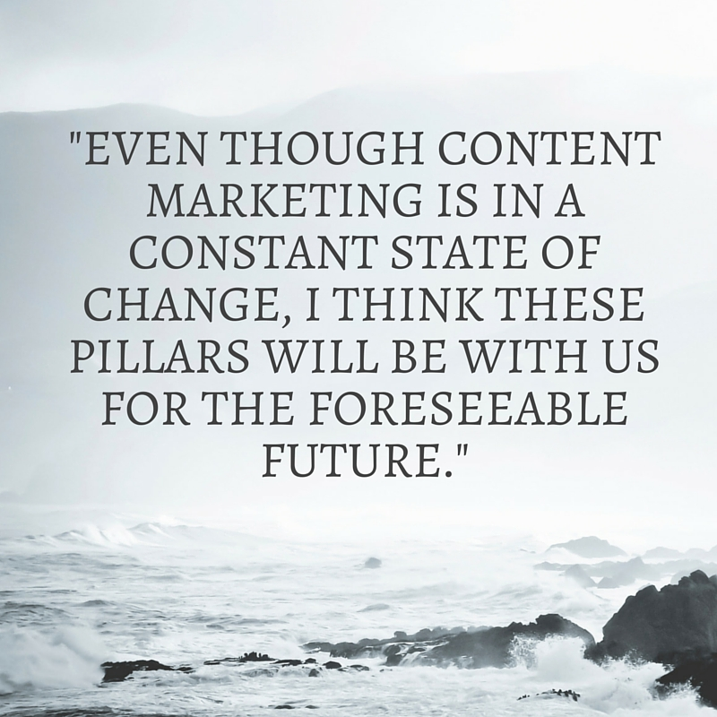 Content marketing is in a constant state of change