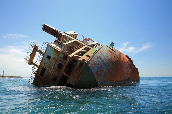 Think Shipwreck