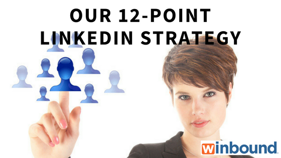 The Ideal LinkedIn Strategy for a Small Marketing Department