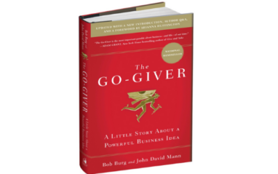 The Very Heart and Soul of Content Marketing: The Go-Giver