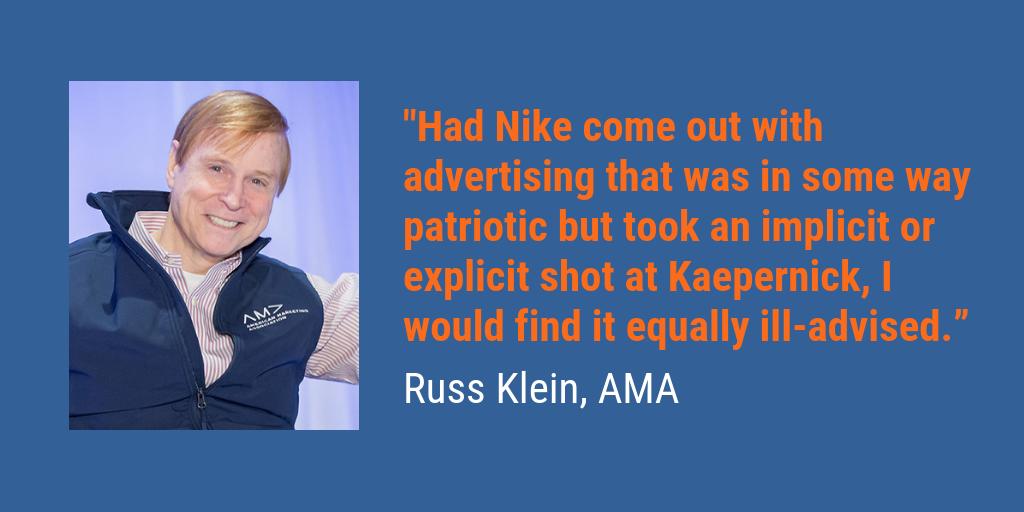 Kleins Take on Controvery