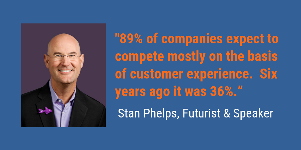 Customer Experience is Important Now Than in the Past