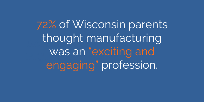 Manufacturing is an exciting profession.