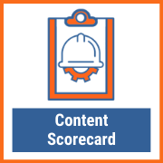 Content Scorecard