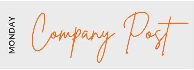 Company Page on Monday